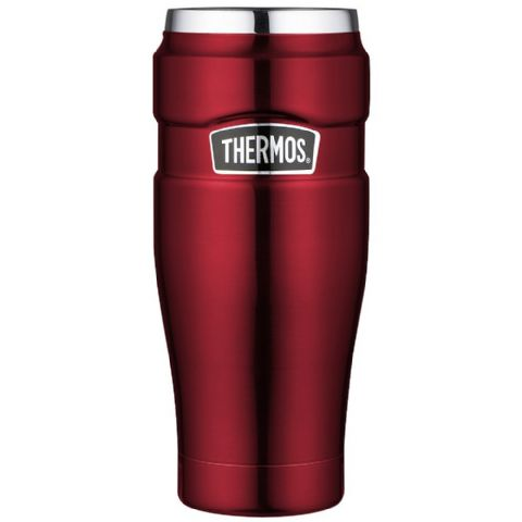 Thermos Red King Car Travel Tumbler Cup 0.47L